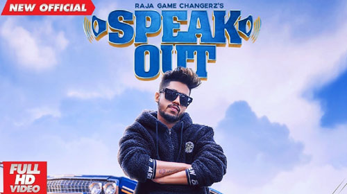 Speak Out Lyrics by Raja Game Changerz