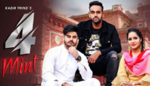 4 Mint Lyrics by Kadir Thind