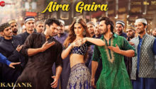 Aira Gaira Lyrics from Kalank