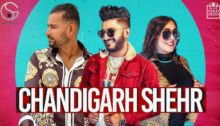 Chandigarh Shehar Lyrics by G Khan