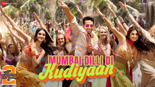 Mumbai Dilli Di Kudiyaan Lyrics from Student Of The Year 2