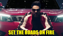 Set The Roads On Fire Lyrics by Badshah