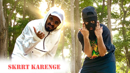 SKRRT Karenge Lyrics by Emiway