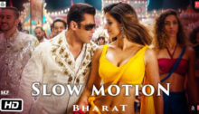 Slow Motion Lyrics from Bharat