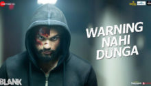 Warning Nahi Dunga Lyrics - Blank