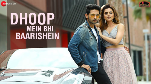 Dhoop Mein Bhi Baarishein Lyrics by Yasser Desai