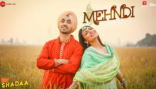 Mehndi Lyrics from Shadaa
