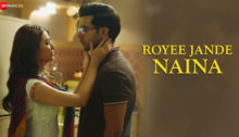 Royee Jande Naina Lyrics by Nitin Gupta