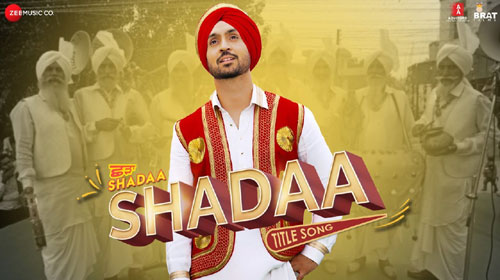 Shada Lyrics by Diljit Dosanjh
