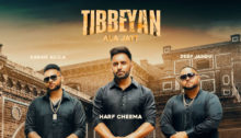 Tibbeyan Ala Jatt Lyrics by Harf Cheema
