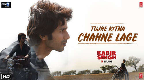 Tujhe Kitna Chahne Lage Lyrics from Kabir Singh