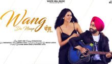 Wang Da Naap Lyrics by Ammy Virk