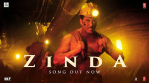 Zinda Lyrics from Bharat