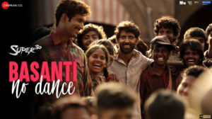 Basanti No Dance Lyrics from Super 30