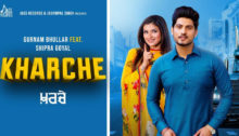 Kharche Lyrics by Gurnam Bhullar