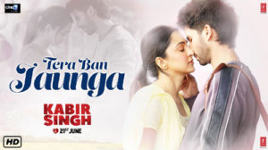 Tera Ban Jaunga Lyrics from Kabir Singh