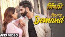 Demand Lyrics - Singham