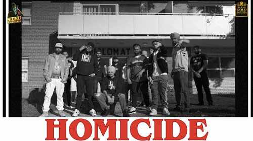 Homicide Lyrics by Sidhu Moose Wala