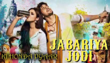 Ki Honda Pyaar Lyrics from Jabariya Jodi