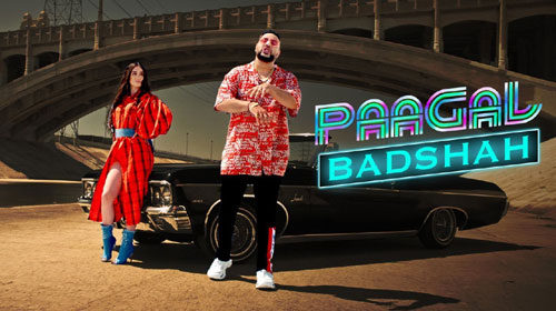 Paagal Lyrics by Badshah