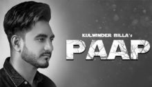 Paap Lyrics by Kulwinder Billa