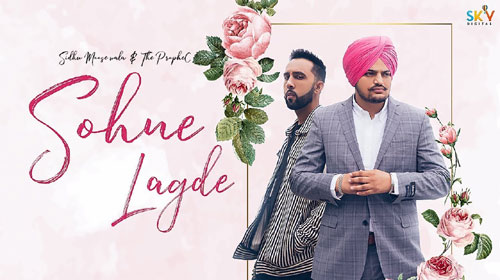 Sohne Lagde Lyrics by Sidhu Moose Wala, The PropheC