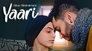 Yaari Lyrics by Gitaz Bindrakhia