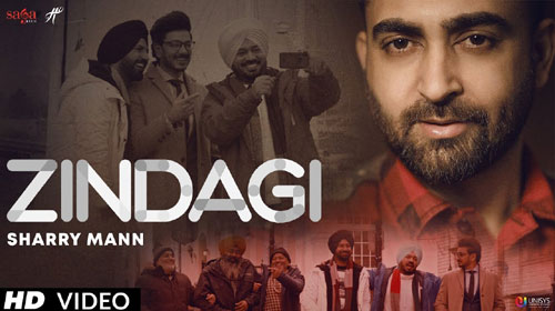 Zindagi Lyrics - Sharry Maan