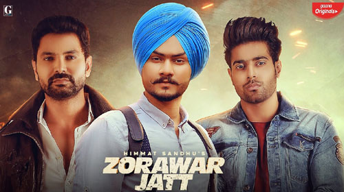 Zorawar Jatt Lyrics by Himmat Sandhu