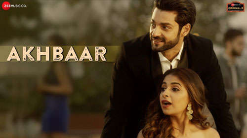 Akhbaar Lyrics by Arko