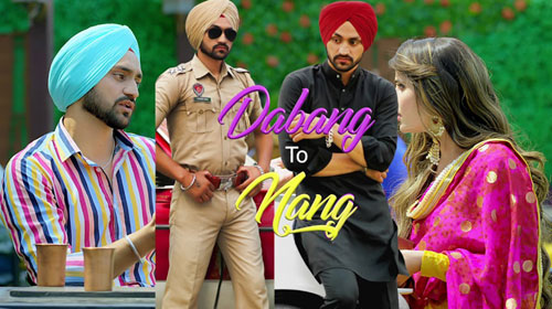 Dabang To Nang Lyrics by Inderbir Sidhu