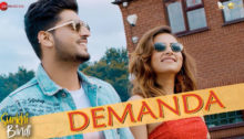 Demanda Lyrics from Surkhi Bindi by Gurnam Bhullar