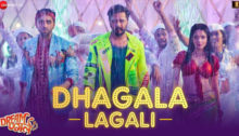 Dhagala Lagali Lyrics Dream Girl