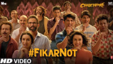Fikar Not Lyrics - Chhichore