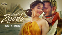 Khud Se Zyada Lyrics by Zara Khan