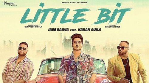 Little Bit Lyrics by Jass Bajwa, Karan Aujla