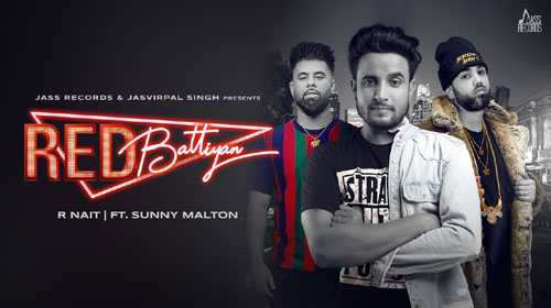 Red Battiyan Lyrics by R Nait
