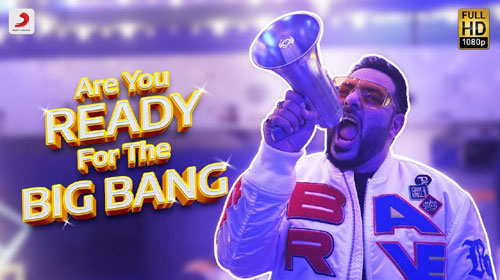 Are You Ready For The Big Bang Lyrics by Badshah