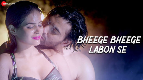 Bheege Bheege Labon Se Lyrics by Aaniya Sayyed