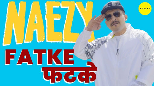 Fatke Lyrics by Naezy