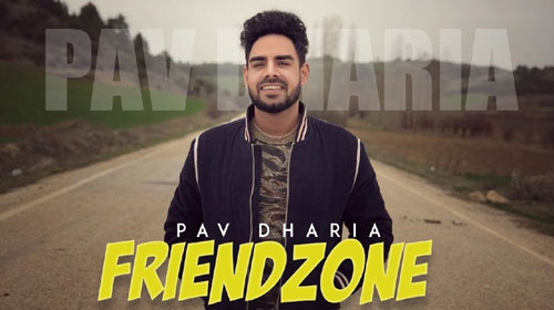 Friendzone Lyrics by Pav Dharia