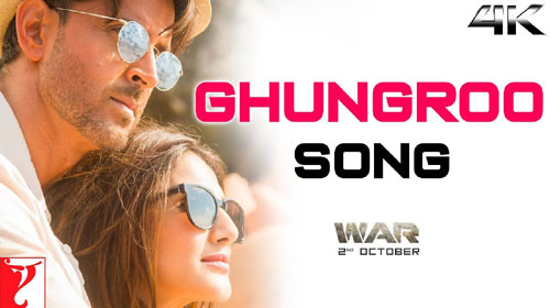 Ghungroo Lyrics from War