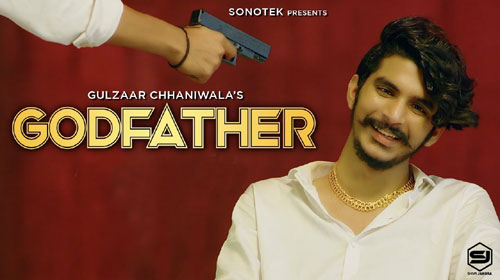 Godfather Lyrics by Gulzaar Chhaniwala