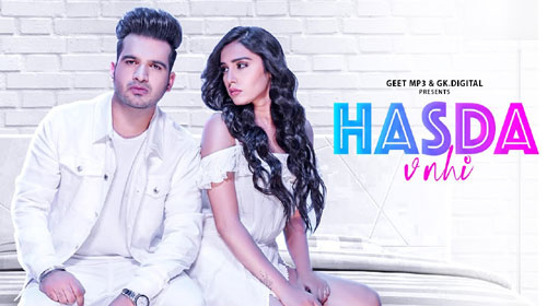 Hasda Vi Nahi Lyrics by Sharry Nexus