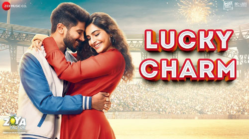 Lucky Charm Lyrics from The Zoya Factor