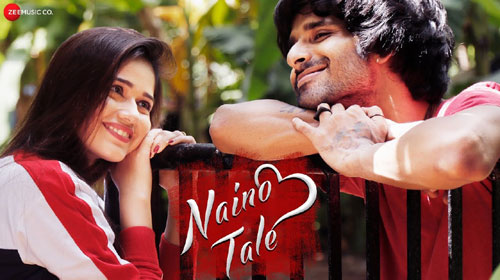 Naino Tale Lyrics ft Jannat Zubair