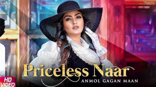 Priceless Naar Lyrics by Anmol Gagan Maan