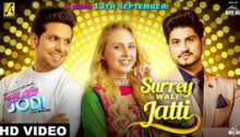 Surrey Wali Jatti Lyrics by Gurnam Bhullar