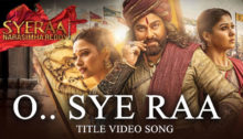 Sye Raa Title Song Lyrics in Hindi