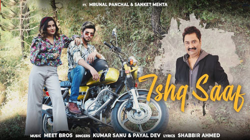 Ishq Saaf Lyrics by Kumar Sanu